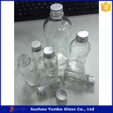 frasco do espaço livre do petróleo 10ml essencial com o tampão de parafuso de alumínio