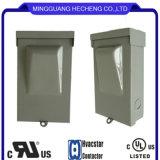 100% sicheres Pds-30A 30A fixierten Kasten-Faltblatt-Schalter-Klimaanlage der Trennungs-120/240V