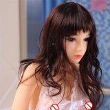 148cm Haupt-preiswerte feste Geschlechts-Puppe TPE-#18