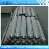 Elementos de filtro deOposição do aço inoxidável
