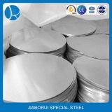 Círculos do aço 304L 316 316L inoxidável de produto comestível 304