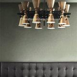 Candelabro simples moderno do vintage da individualidade da originalidade para a exposição salão da barra do restaurante