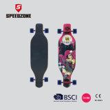 "Speedzone 34 ""Maple Chinese plataforma Freeride Longboard"