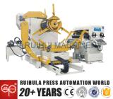 раскручиватель фидера металлического листа 3-in-1 Nc Servo и машина Uncoiler сделанная в Китае (MAC2-500)