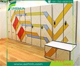 Swimmingpool-wasserdichte Schließfächer bilden durch HPL Material