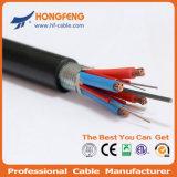 Câble de fibre optique de conduit souterrain extérieur de GYTA