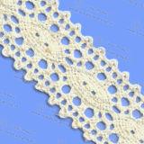 縫うアクセサリの綿のレース- 3