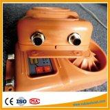 Drahtloses rufendes Telefon verwendet für Aufbau-Hebevorrichtung