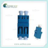 Adaptador Sm&mm da fibra óptica do LC do preço de fábrica simples/duplex/quadrilátero
