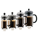 POT francese del caffè della pressa del francese del POT del tè dell'acciaio inossidabile