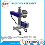 공장 가격 구리 /Titanium /Steel/ABS/Pes를 위한 광학적인 비행거리 섬유 Laser 표하기 기계