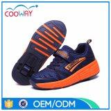 L'OEM neuf de modèle badine des chaussures de rouleau avec la roue simple