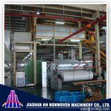 정밀한 질 3.2m 두 배 S PP Spunbond 짠것이 아닌 직물 기계