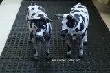 停止のゴム製シート、安定したマットのためのISO9001、ゴム製牛マット、