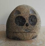Escultura Boulder Natural Hot-Sale para Decoração