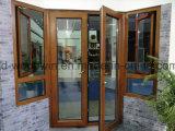 نافذة صلبة خشبيّة مع زجاج [لوو-]/يلوّث زجاج/طلية زجاجيّة