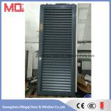 De mooie Aluminium Vaste die Deur van de Gordijnstof van de Luifel in Guangzhou Mq wordt gemaakt