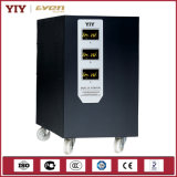 tipo trifásico regulador del cepillo del estabilizador del voltaje de 45kVA 415V de voltaje automático del generador