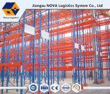 Tormento industrial de la paleta del almacenaje con el certificado del Ce