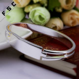 女の子のための魅力の方法宝石類925の銀製のブレスレット