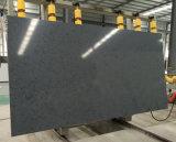 Lastra di pietra del quarzo, controsoffitto di pietra del quarzo, fabbrica della parte superiore di vanità del quarzo