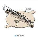 Труба поднимая бит домкратом Qf21-009 Центральн-Резца инструментов прокладывать тоннель инструментов микро-