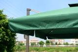 화강암 Basa를 가진 옥외 안뜰 우산