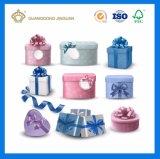 De Verpakkende Vakjes van de Juwelen van het Document van de Druk van de Prijs van de fabriek voor de Gift van de Dag van de Valentijnskaart