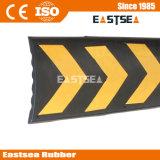 Garaje de goma C-forma de pared Protector