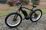 7 Speed ​​MID Drive Motor Fat Tire Mountain Electric Bike