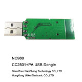 Cc2531 PA USBのDongle
