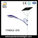 réverbère 20W solaire de 4m avec la qualité !