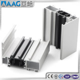 6063 Aluminium-/Aluminiumstrangpresßling-Profil für Windows und Türen