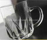 cuvette en verre d'eau 220ml avec le traitement