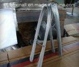 1.6mm電流を通されたUのタイプ結合の鉄ワイヤー