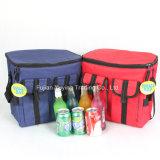 Sacchetto del dispositivo di raffreddamento dell'organizzatore del sacchetto di Tote di picnic (YYCB039)