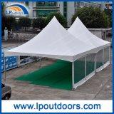 doppia tenda esterna di punta del giardino del Gazebo 20X40'