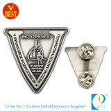 OEM Wholesale Custom Fashion Printed Pin Badge / Emblem