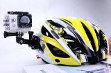 """Vídeo resistente cheio DVR do mergulho da câmara de vídeo do capacete da água do ângulo 30m de opinião indicador 170 de WiFi 12MP 1080P HD 2 da câmara de vídeo da ação do esporte do """" com montagem Accessorie"""
