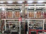 Máquina de soplado de película de alta productividad de doble cabeza