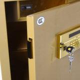 Cadre sûr à la maison de garantie avec de l'or Seriers Fdx A1/D 100-Y de Digitals Blocage-Champagne