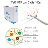 Wonterm UTP CAT6 LAN Cable 0.56mm Bc Pass Fluke