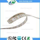 Luz de tira aprovada do diodo emissor de luz de Epistar SMD3528 240LEDs/m 19.2W/M do CE