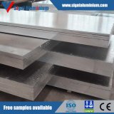 Placa de Usinagem de Alumínio