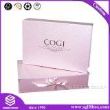 Cadre cosmétique de empaquetage de papier mignon de fantaisie de parfum de cadeau