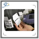 Etiquetas de papel del oscilación de la frecuencia ultraelevada RFID de la ropa