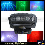 Indicatore luminoso capo mobile del ragno di nuovo di 15PCS LED rotolamento di rotazione