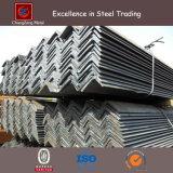 Barra di angolo laminata a caldo dell'acciaio dolce di laccatura per costruzione/ponticello/materiale di progetto (en S235JR S355JR del grado)