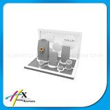 Подгонянная оптовой продажей деревянная индикация ювелирных изделий для магазина