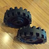 Gummigleiskette für Roboter/Snowmobile/Rollstuhl (136*45*41)